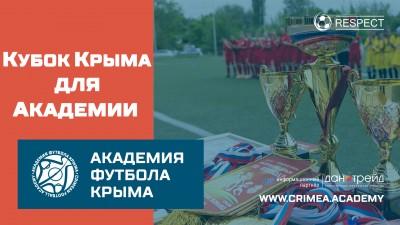 Открытый Кубок Республики Крым пофутболу среди женских команд – 2021  Награждение
