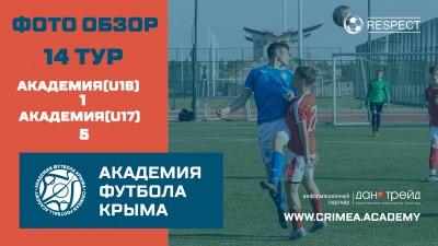 Фото обзор матча | АФК (U16) – АФК (U17) | ДЮФЛК (2004-2005 г.р.) 20/21 | 14тур