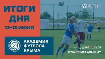 Итоги футбольных выходных 12-13 июня